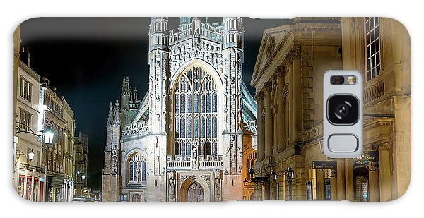 Bath Abbey Galaxy Case
