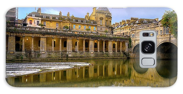 Bath Market Galaxy Case