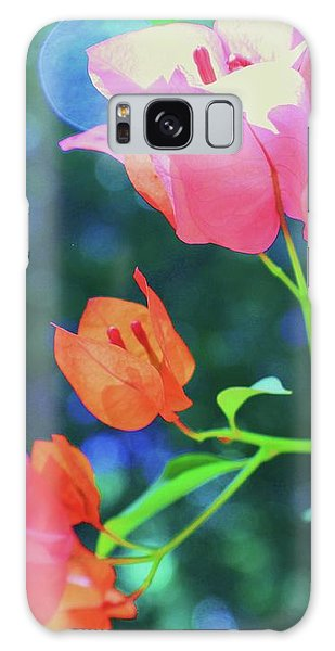 Bathed In Sunlight Galaxy Case by Diane Miller