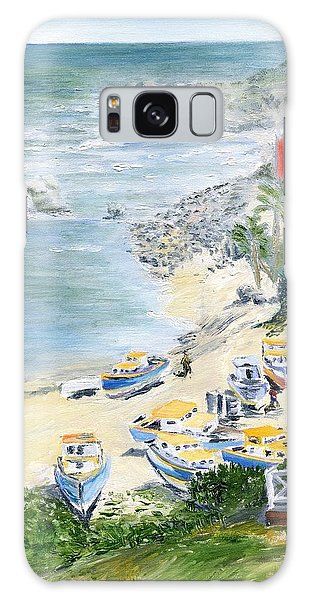Bathsheba Lookout Galaxy Case