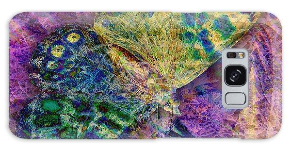 Batik Butterfly Galaxy Case