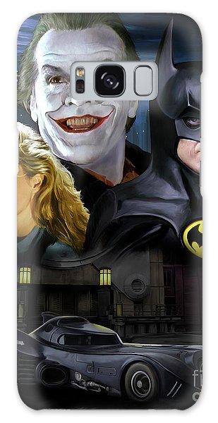 Batman 1989 Galaxy S8 Case