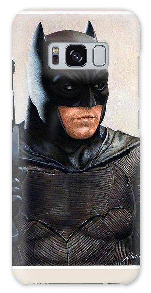 Ben Affleck Galaxy Case - Batman 2 by David Dias