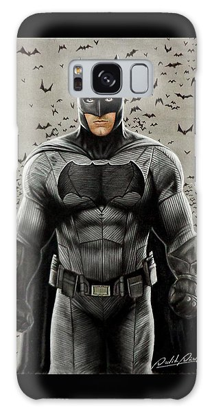 Batman Ben Affleck Galaxy S8 Case