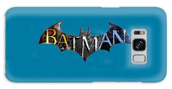 Batman  Galaxy Case by Herb Strobino