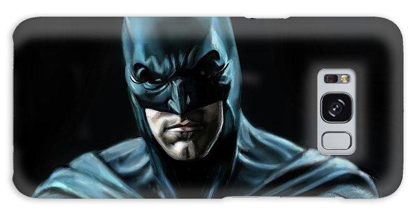 Ben Affleck Galaxy Case - Batman Justice League by Vinny John Usuriello