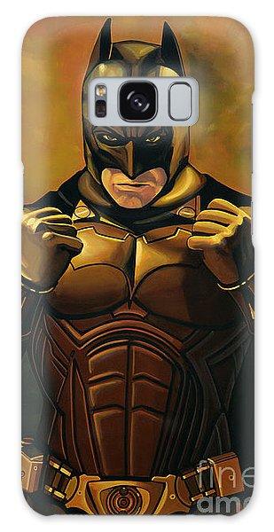 Realistic Galaxy Case - Batman The Dark Knight  by Paul Meijering
