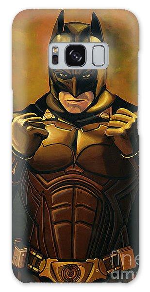 Superhero Galaxy Case - Batman The Dark Knight  by Paul Meijering