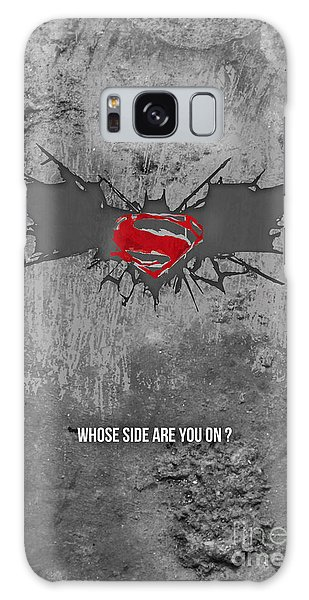 Ben Affleck Galaxy S8 Case - Batman V Superman by Parikshit Deshmukh
