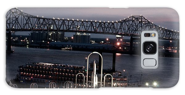 Baton Rouge Bridge Galaxy Case