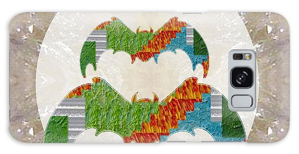 Bats Bird Ecolocater Flier Graphic Abstract Option To Download For Personal N Commercial Link Below Galaxy Case