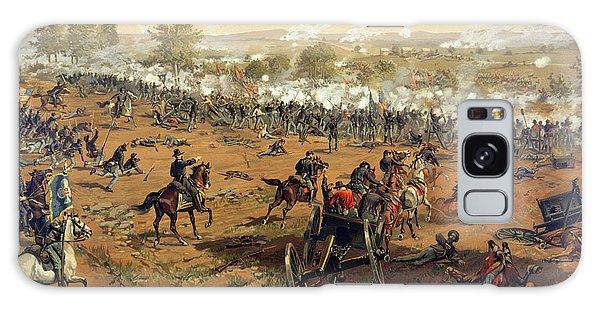 Co Galaxy S8 Case - Battle Of Gettysburg by Thure de Thulstrup