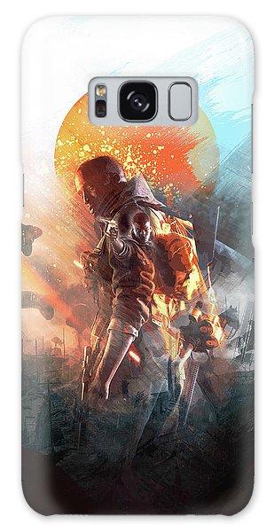 Battlefield Poster Galaxy Case