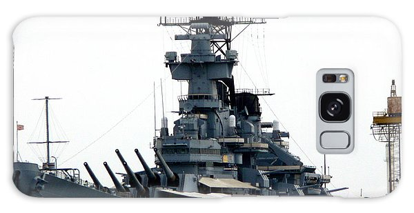 Battleship New Jersey Galaxy Case