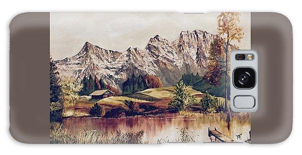 Bavarian Landscape Galaxy Case