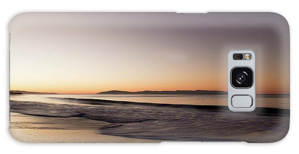 Bay At Sunrise Galaxy Case