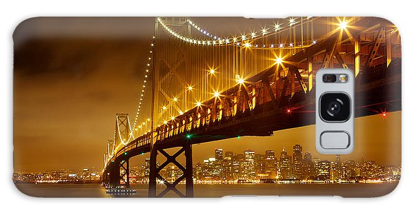 Bay Bridge Galaxy Case