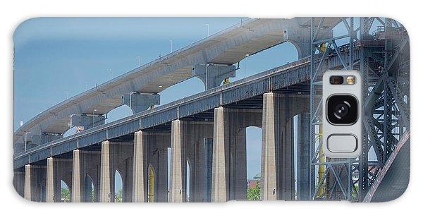 Bayonne Bridge Raising #5 Galaxy Case