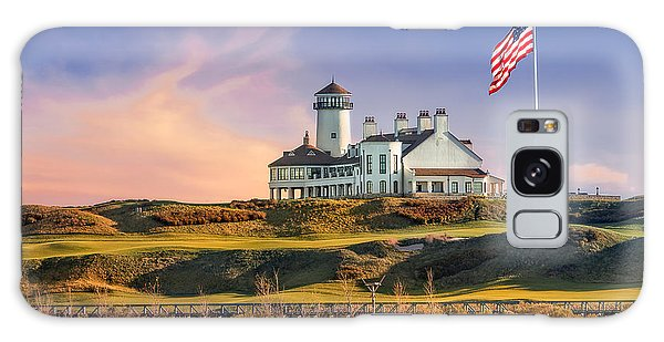 Galaxy Case featuring the photograph Bayonne Golf Club by Susan Candelario