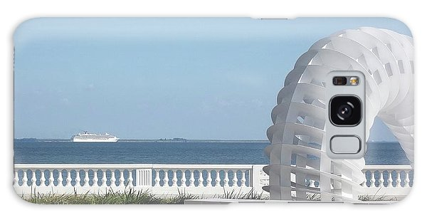 Bayshore Boulevard Sculpture Galaxy Case by Gail Kent