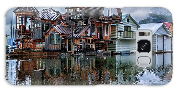 Bayview Houseboat Galaxy Case