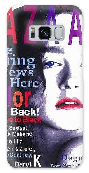Bazaar Magazine Cover Galaxy Case