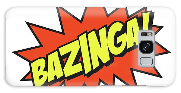 Bazinga  Galaxy Case