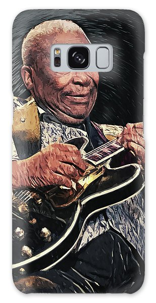 U2 Galaxy Case - Bb King by Zapista