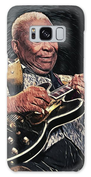 B B King Galaxy Case - Bb King by Zapista Zapista