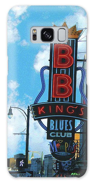 Bb Kings Galaxy Case