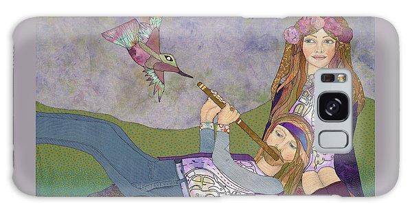 Song Birds Galaxy Case - Be In by Karen Payton