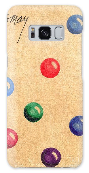 Be Joyous Galaxy Case