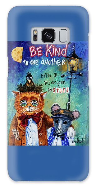 Be Kind Galaxy Case