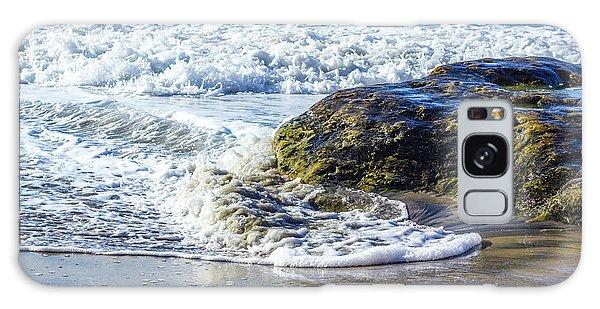 Wave Around A Rock Galaxy Case