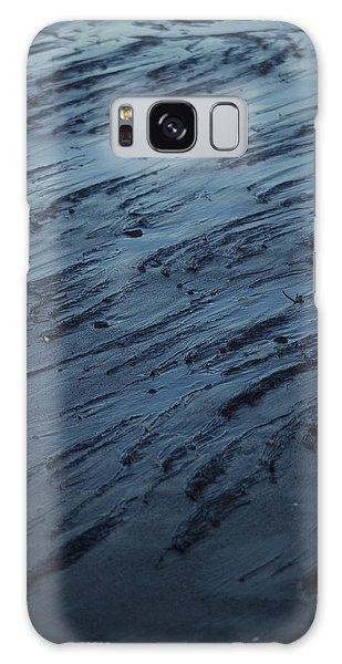 Beach Abstract 20 Galaxy Case
