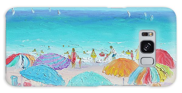 Bradenton Galaxy Case - Beach Art - Summer by Jan Matson