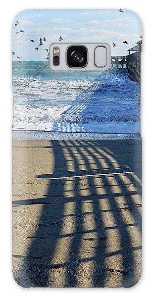 Beach Bliss Galaxy Case