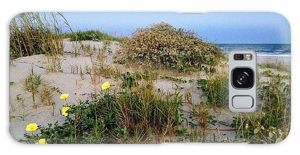 Beach Bouquet Galaxy Case