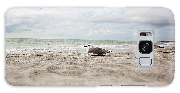 Beach Bum Galaxy Case