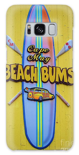 Cape May Galaxy Case - Beach Bums - Cape May by Marco Crupi