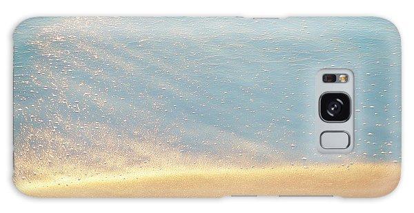 Beach Caress Galaxy Case by Glenn Gemmell