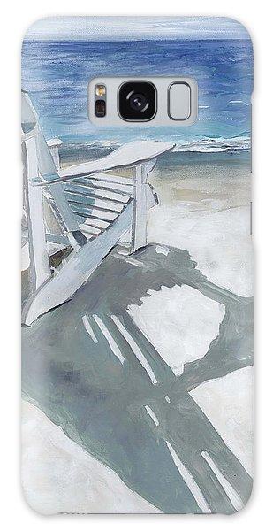 Beach Chair Galaxy Case