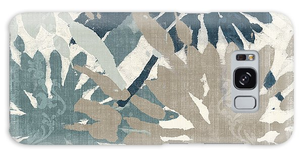 Tapestry Galaxy Case - Beach Curry Iv Ikat by Mindy Sommers