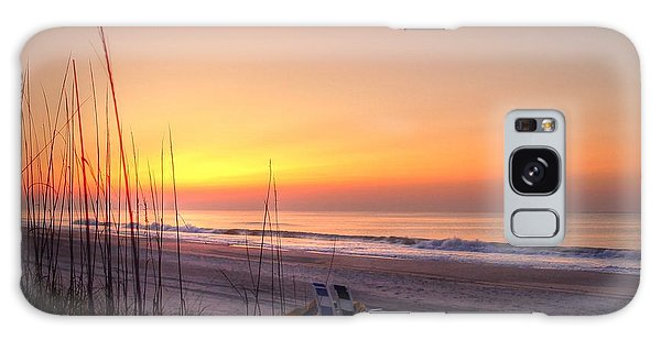 Beach Day Galaxy Case
