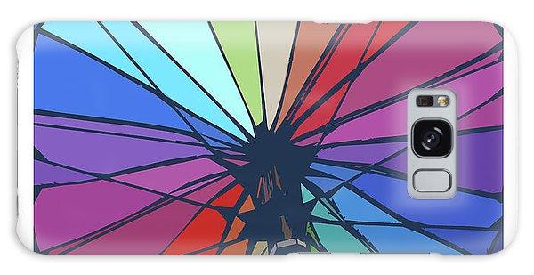 Galaxy Case featuring the digital art Beach Design By John Foster Dyess by John Dyess
