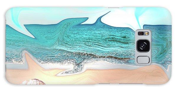 Beach Dream Galaxy Case