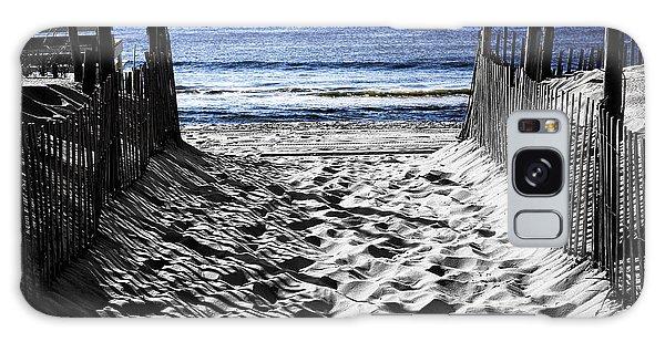 Beach Entry Fusion Galaxy Case
