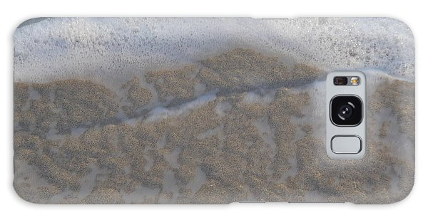 Beach Foam Galaxy Case