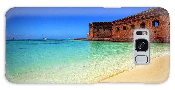 Beach Fort. Galaxy Case
