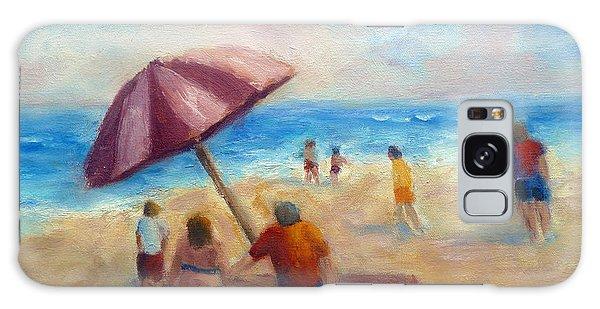 Beach Fun Galaxy Case